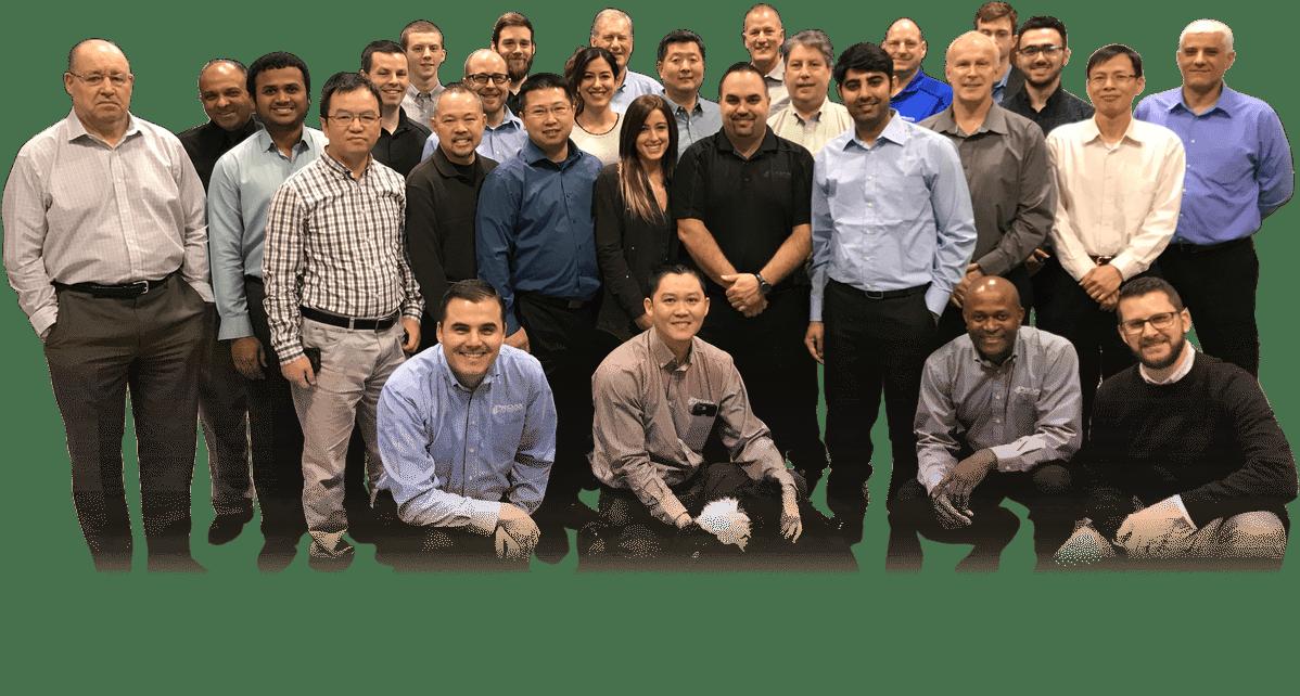 Proax employees