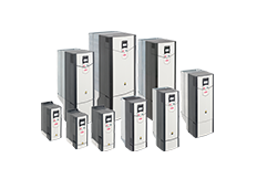 ABB ACS880 family frequency drives motion control
