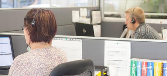 Expertise sales team internal sales representative