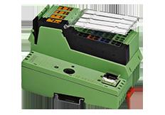 PLC remote I/O inline solutions 2700973 2700974 2700976