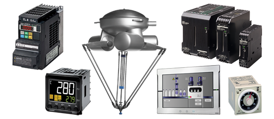 Omron automation systems
