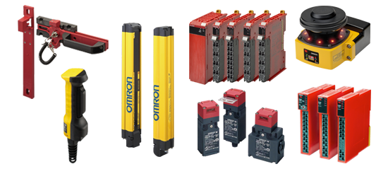 Omron safety products