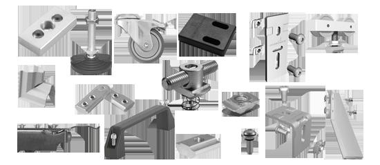 Robotunits accessories