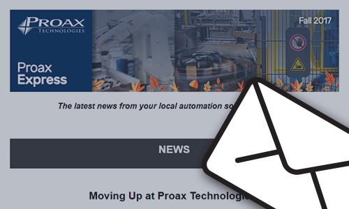 News Proax Express Fall 2017 newsletter