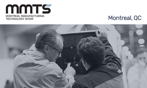 MMTS Show 2018 Proax Montreal Manufacturing Technology Show