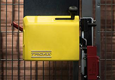 Troax safelock PLd PLe yellow compatible with ABB Eden ABB Mkey 4 5 Omron TL5012