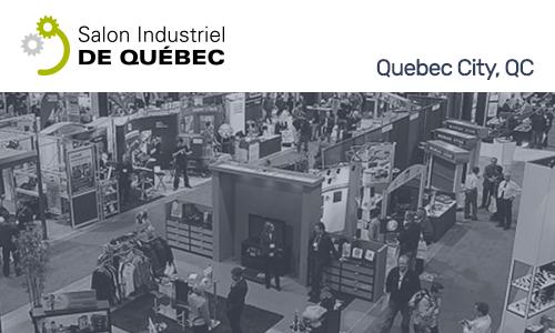 Salon Industriel de Québec 2018 SIQ Proax Technologies booth 510